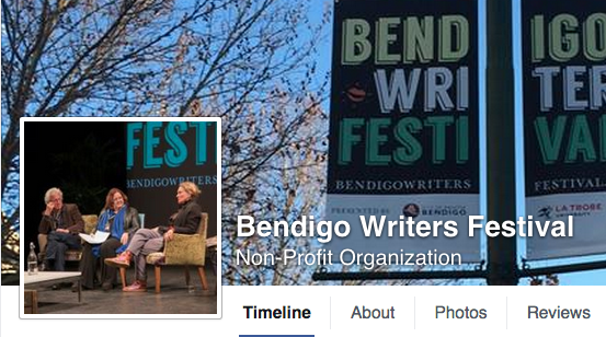 Bendigo Writers Festival - where notJack has its official beginnings with Robyn Davidson, Anne Manne and Raimond Gaita.