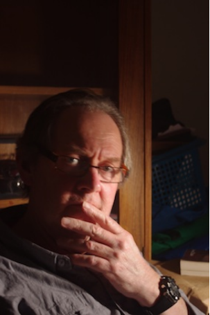 John McGlade, Author of Moolort Plains