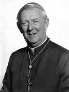 Archbishop Dr Eric D'Arcy